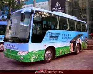 school bus in Japonia 2