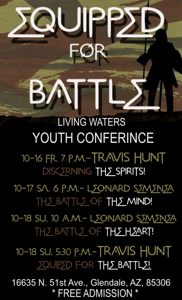 living water conference
